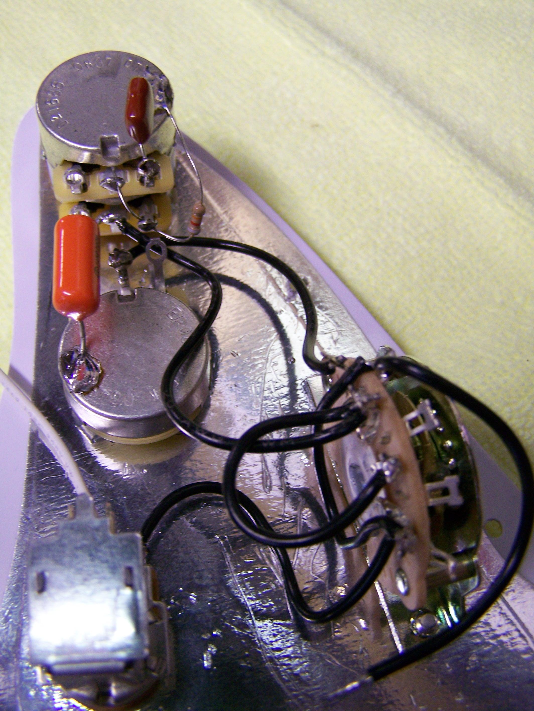 telecaster wiring diagram treble bleed 400ex fender tele tbx 30 images