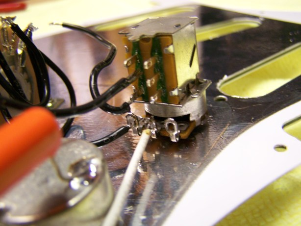 To Wire A Fender Stratocaster Pickguard With 7 Way Switching And Tbx