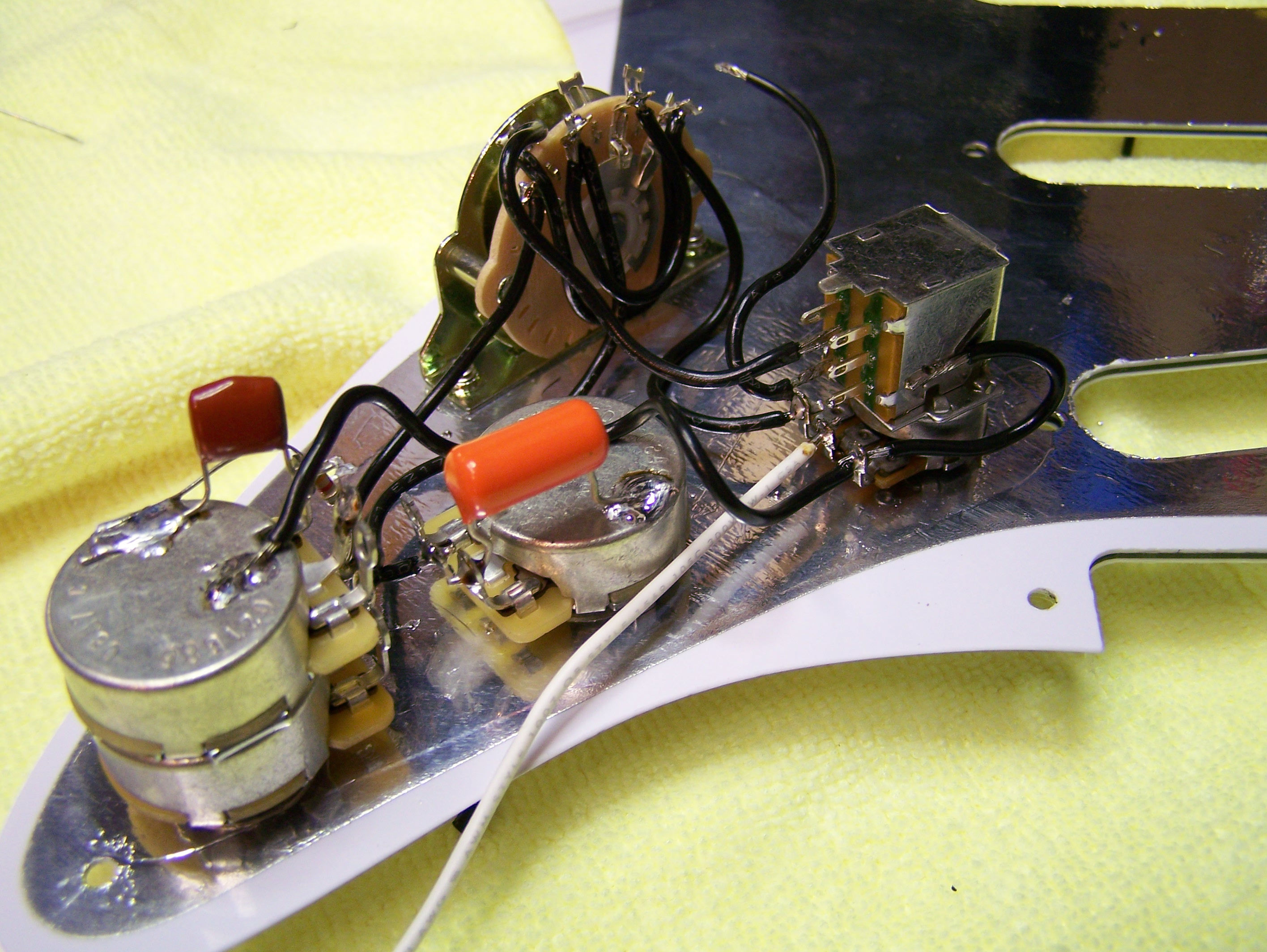 fender stratocaster tbx wiring diagram leviton 220v outlet how to wire a pickguard with 7 way