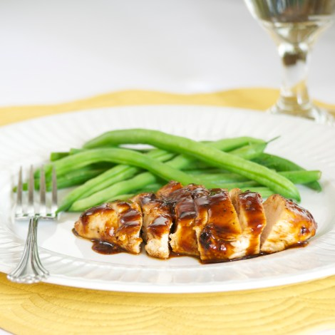 Hot Hoisin Chicken