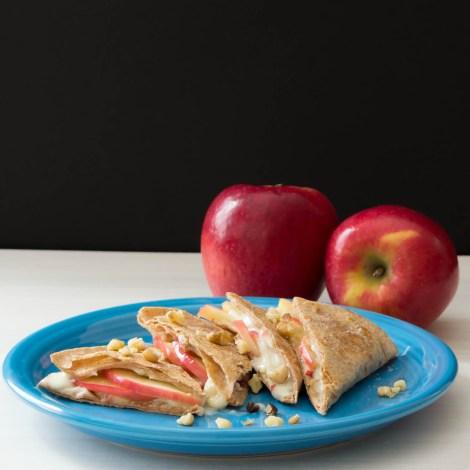Apple Quesadilla-3
