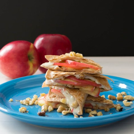 Apple Quesadilla-8