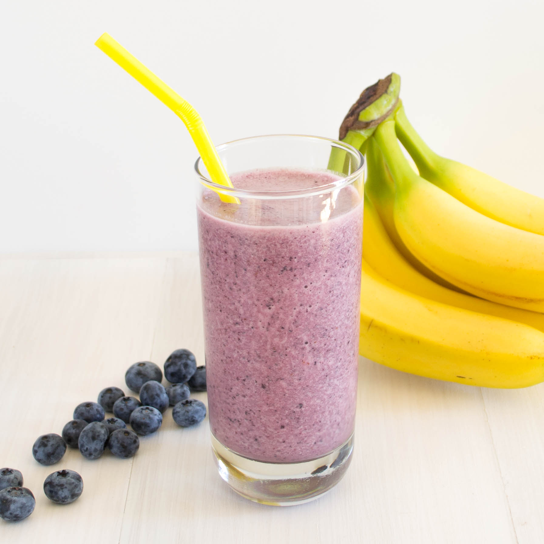 Image result for banana blueberry smoothie
