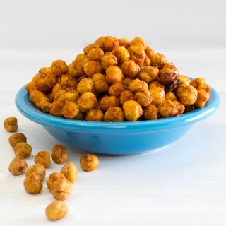 Fiesta Roasted Chickpeas | Pick Fresh Foods