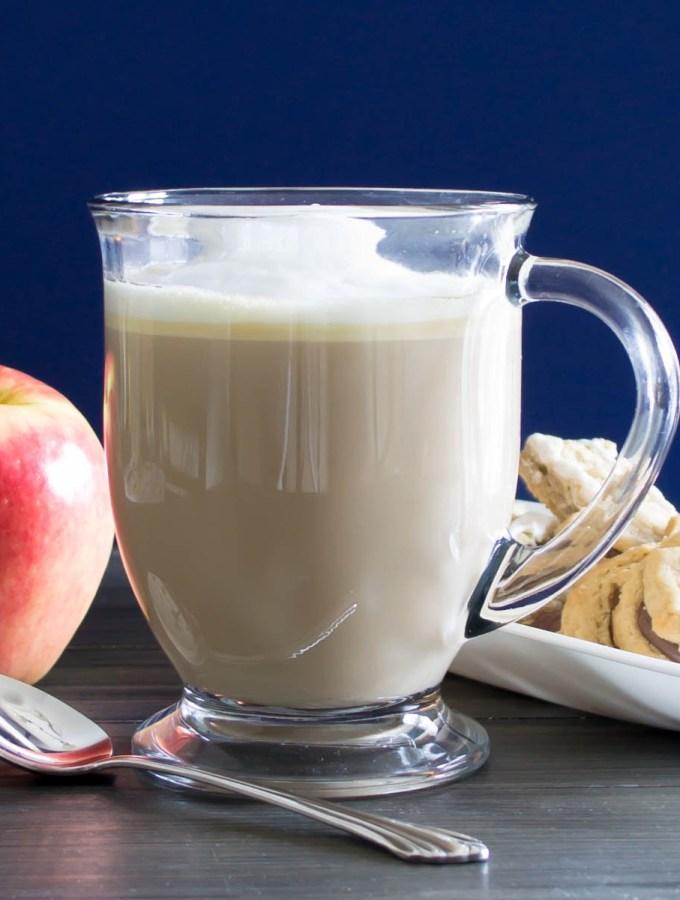 White Chocolate Vanilla Latte