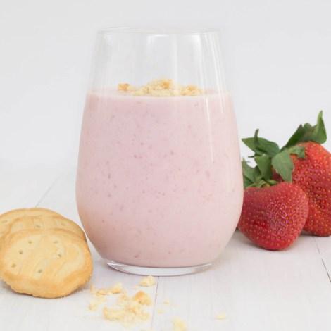 Strawberry Shortcake Smoothie   Pick Fresh Foods