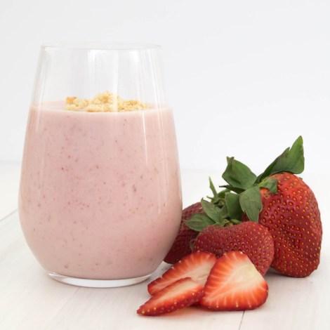 Strawberry Shortcake Smoothie | Pick Fresh Foods