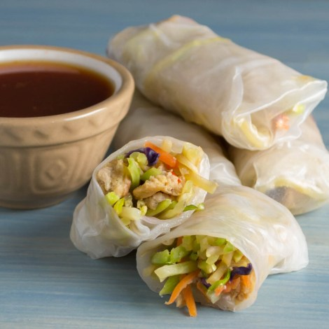 Chicken Spring Rolls | Pick Fresh Foods-2
