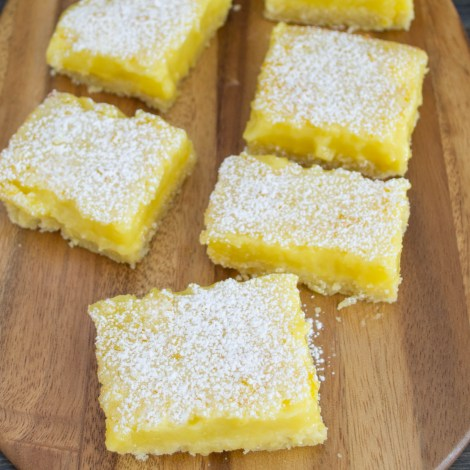 Two Layer Lemon Cake