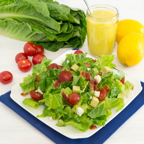 BLT Salad with Avocado and Blue Cheese | Pick Fresh Foods