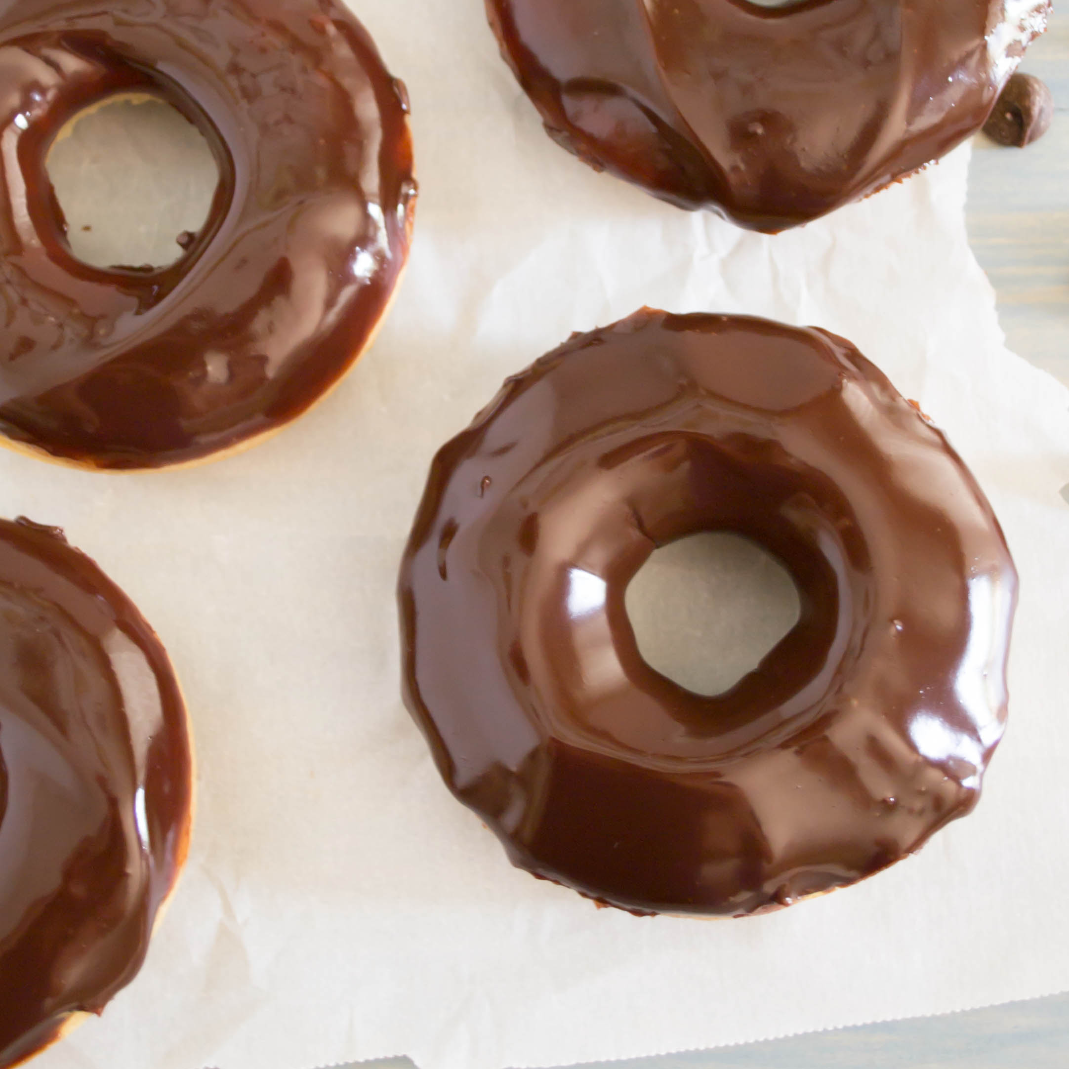 Chocolate Frosted Donuts | Pick Fresh Foods