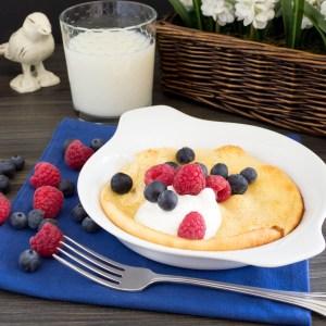 Puff Pancake | Pick Fresh Foods