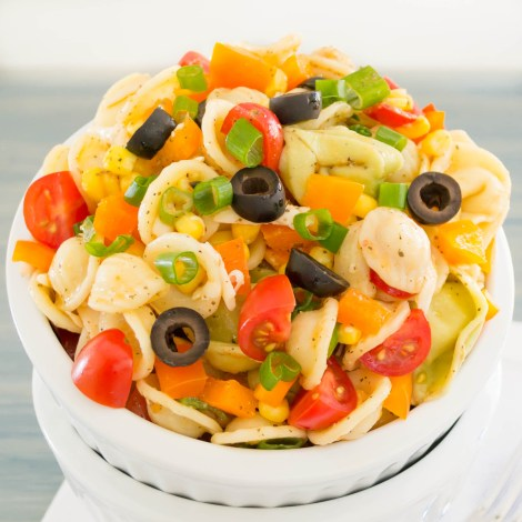 Southwestern Pasta Salad   Pick Fresh Foods