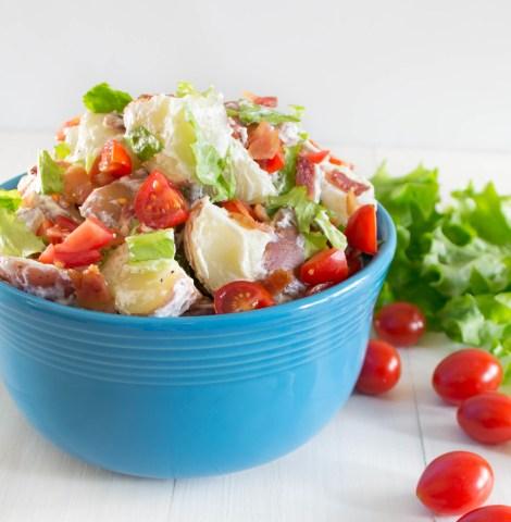 BLT Potato Salad | Pick Fresh Foods