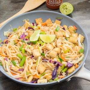 Spicy Asian Noodles | Pick Fresh Foods