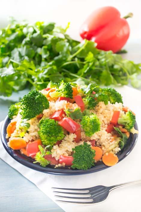 Whole Foods Quinoa Black Bean Salad Nutritional Info