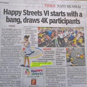 The Times of India Navi Mumbai, date April 17, 2017