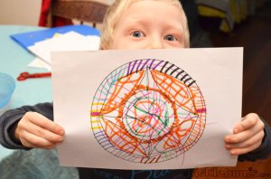 drawing mandala shapes shape printable prompts picklebums circle simple drawings square octagon zip mixed four drive via google paintingvalley