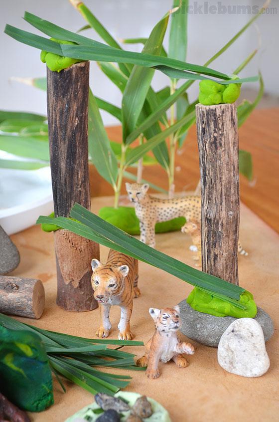 Jungle Play Dough  Picklebums