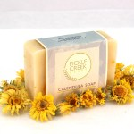 Portraits of Calendula Soap