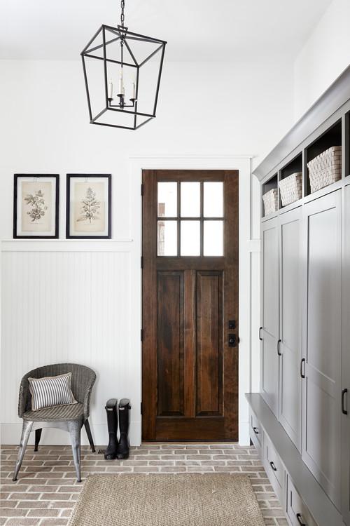 modern farmhouse entryway ideas