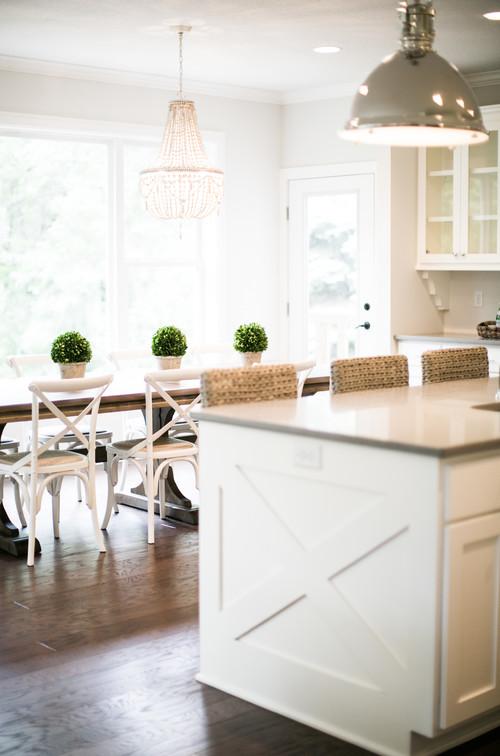 modern farmhouse kitchen lighting ideas