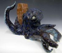 Class: Ceramics for Non-art Majors. Project: Attraction/Replusion