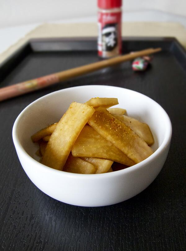 Anese Yellow Pickled Radish Recipe impremedianet