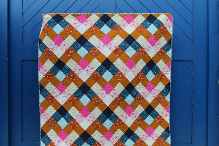 Autumn Seeing Double Quilt