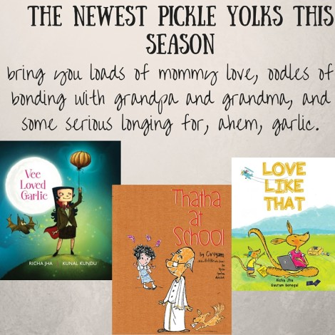 The Newest Pickle Yolks This Season