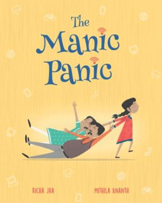 The Manic Panic's US Book Birthday!