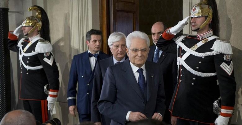 Sergio Mattarella consultazioni Quirinale