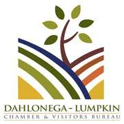 Dahlonega Lumpkin Chamber and Visitors Bureau logo