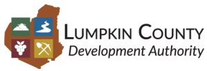 Lumpkin County development authority logo