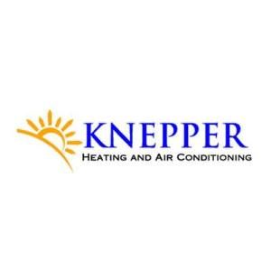 Knepper Heating and Air conditioning logo