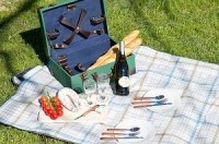 Picknickkoffer kaufen: Infos, Tipps & Modellvergleich