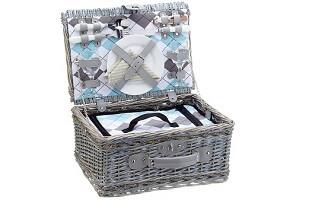 Picknickkorb für zwei von Cilio: Produktbericht & Details