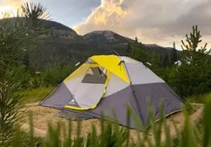 Best Tent Under $50, $100 & $200
