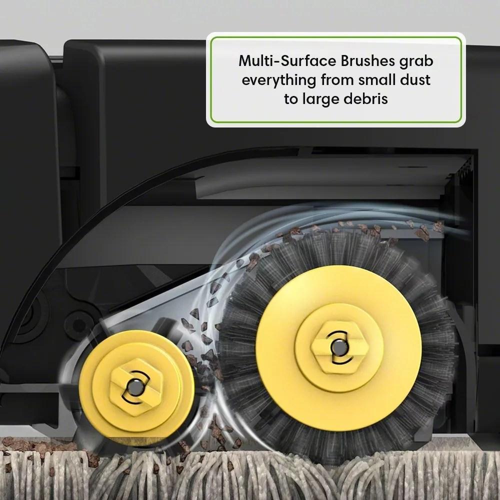 Roomba 675 Edge sweeping brush