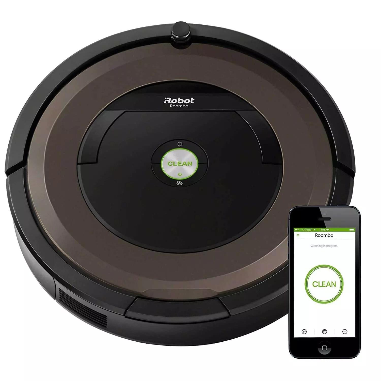 iRobot Roomba 890