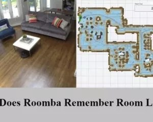 Does Roomba Remember Room Layout