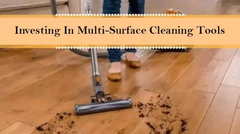 multi-surface cleaning tools