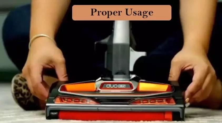 Proper Usage