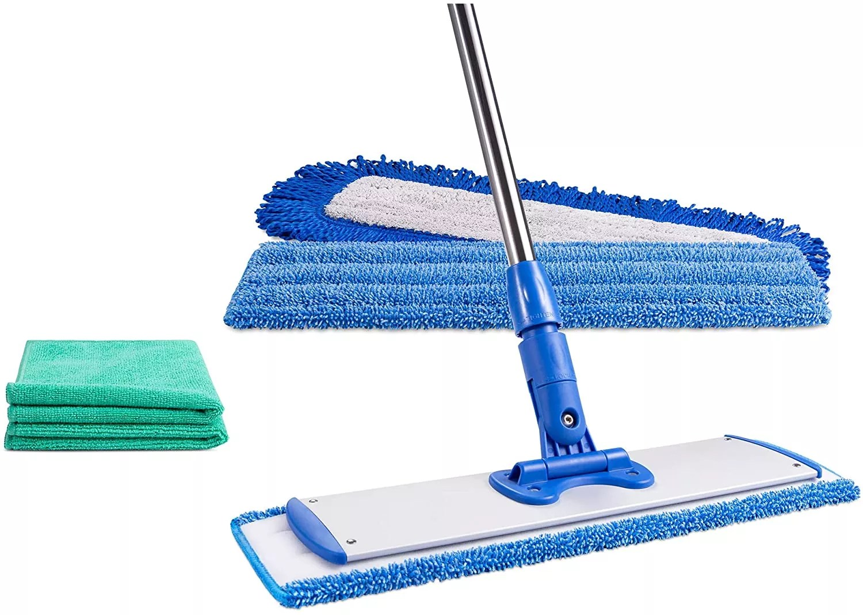 "18"" Professional Microfiber Mop"