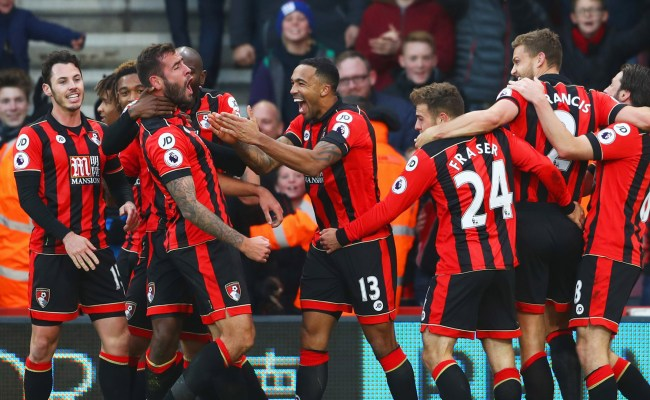 Bournemouth Vs Liverpool Featured Picks Pickssoccer