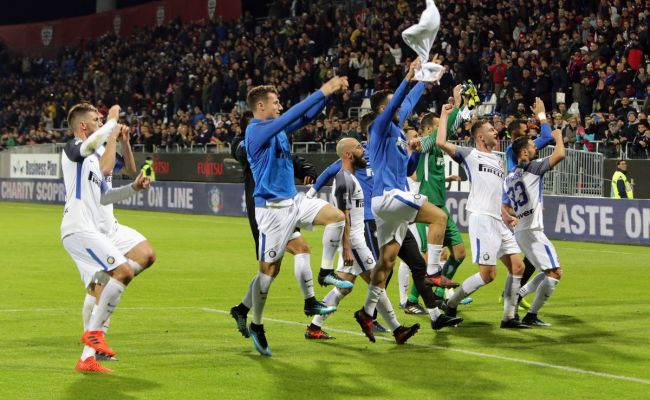Inter Vs Cagliari Soccer Prediction 17 April 2018