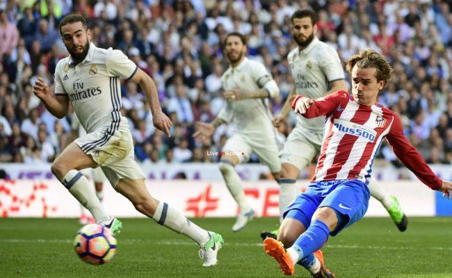 Uefa Super Cup Real Madrid Vs Atletico Madrid 15 08 2018
