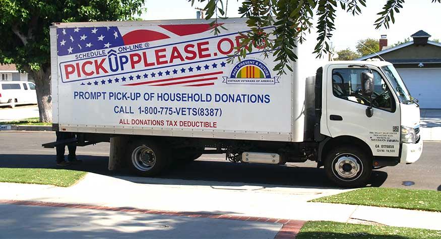 Vietnam Veterans of America Clothing Donation Program