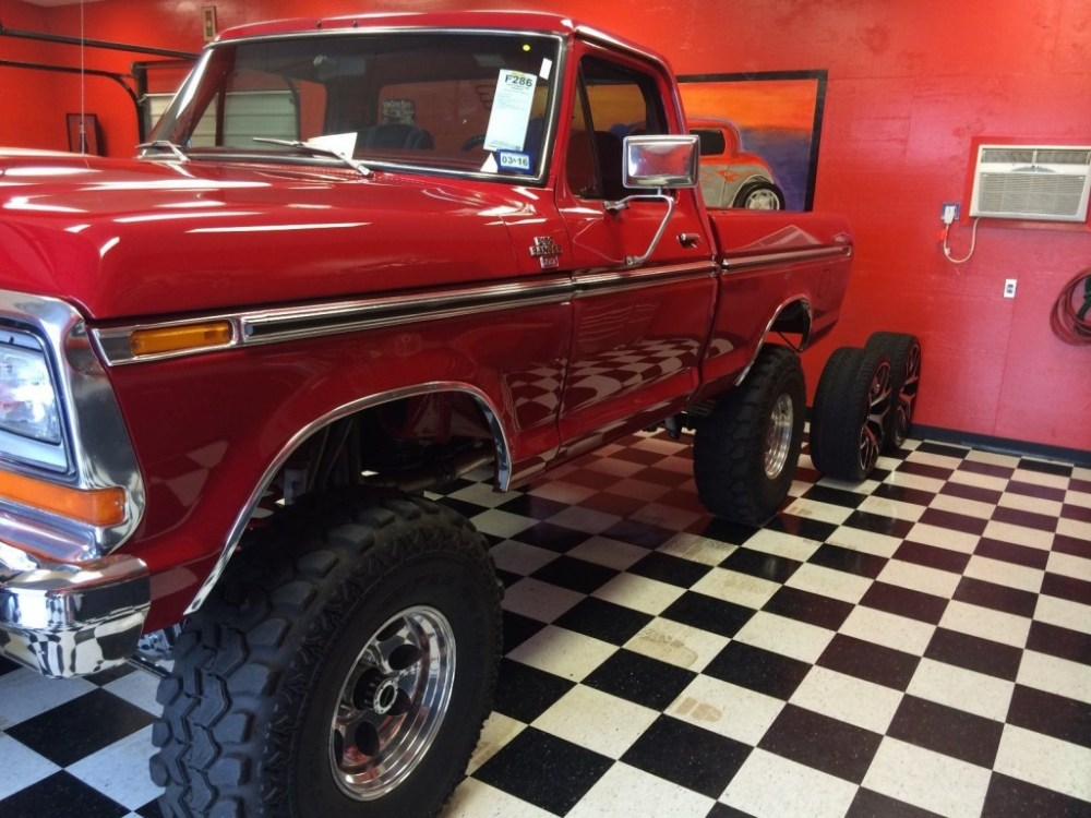 medium resolution of 1979 ford f 150 4x4