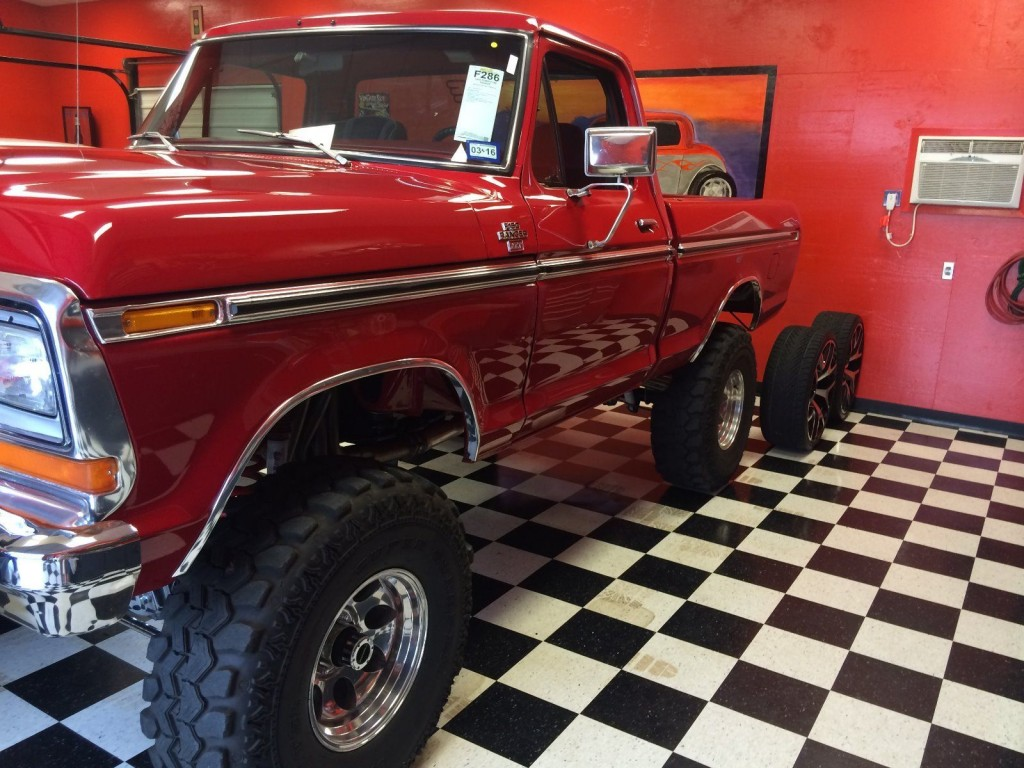hight resolution of 1979 ford f 150 4x4